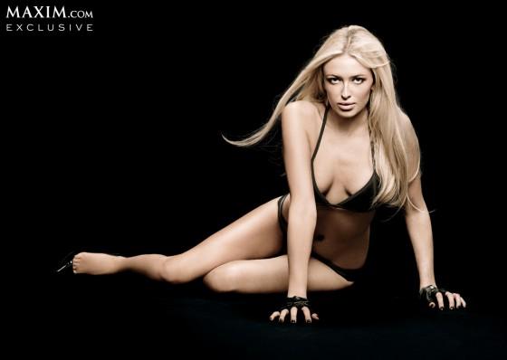 Paulina Gretzky – Maxim Magazine (December 2013)