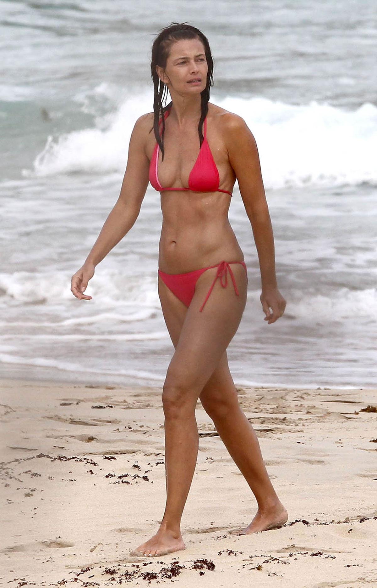 Bikini Paulina Porizkova nude (61 photos), Tits, Cleavage, Instagram, braless 2006