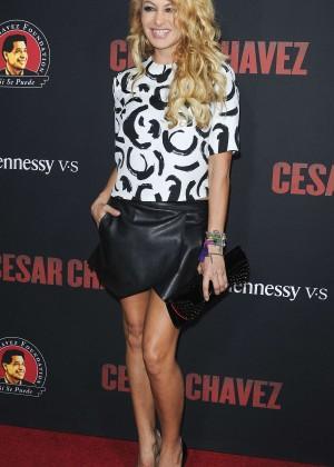 Paulina Rubio: Cesar Chavez Premiere -12