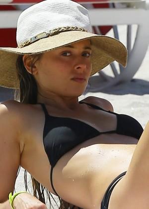 Paulina Slagter in a bikini -13