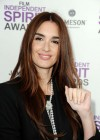 Paz Vega Show her hot legs at 2012 Film Independent Spirit Awards-06