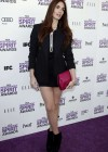 Paz Vega Show her hot legs at 2012 Film Independent Spirit Awards-07