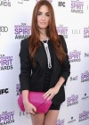 Paz Vega Show her hot legs at 2012 Film Independent Spirit Awards-08
