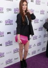 Paz Vega Show her hot legs at 2012 Film Independent Spirit Awards-09