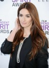 Paz Vega Show her hot legs at 2012 Film Independent Spirit Awards-10