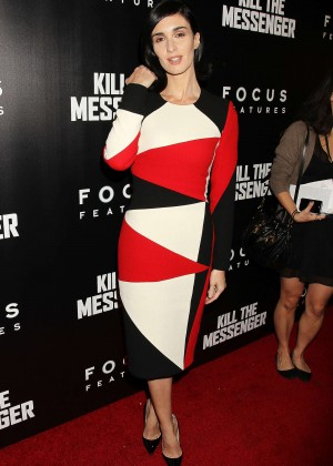 Paz Vega - 'Kill The Messenger' Premiere in NYC