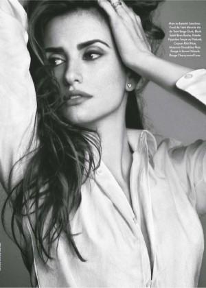 Penelope Cruz - Elle France Magazine (October 2014)