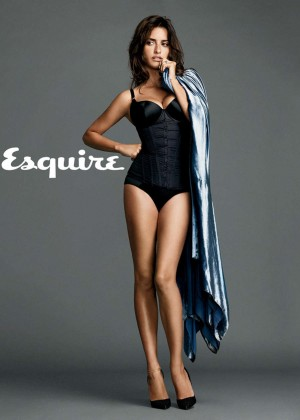 Penelope Cruz: Esquire 2014 -01