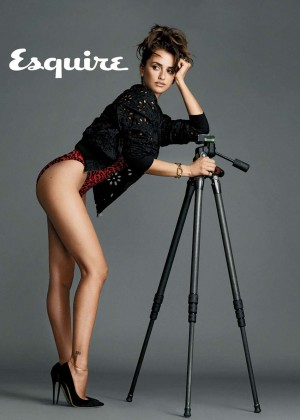 Penelope Cruz: Esquire 2014 -04