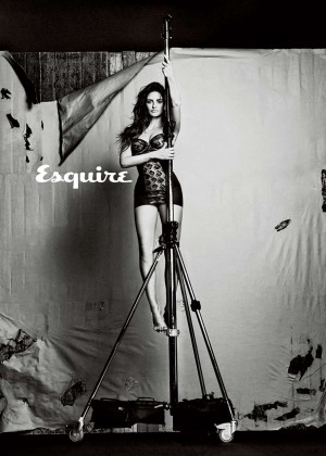 Penelope Cruz: Esquire 2014 -05