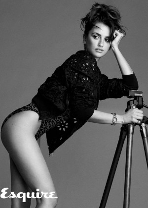 Penelope Cruz - Esquire Magazine (November 2014)