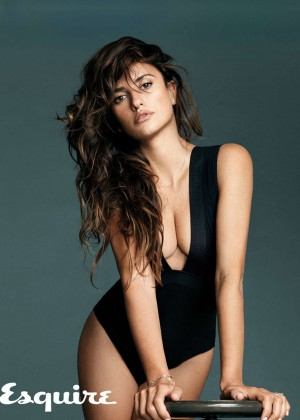 Penelope Cruz: Esquire 2014 -07