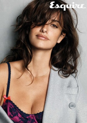 Penelope Cruz: Esquire 2014 -09