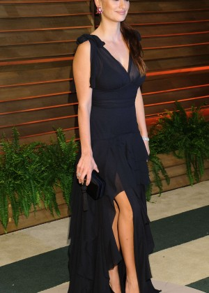 Penelope Cruz: Oscar 2014 - Vanity Fair Party -07