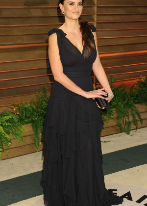 Penelope Cruz: Oscar 2014 - Vanity Fair Party -12