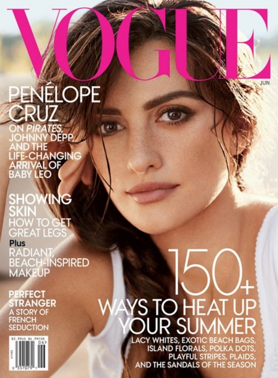 Penelope Cruz – Vogue Magazine 2011