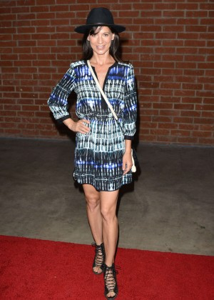 Perrey Reeves - Elizabeth Glaser 25th Annual 'A Time for Heroes' in Culver City
