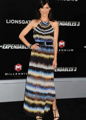 "Perrey Reeves - ""The Expendables 3"" Premiere in Hollywood"