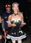 Peta Murgatroyd: Halloween party at Hooray Henrys -04