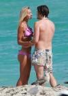 Petra Benova Bikini Candids in Miami-14