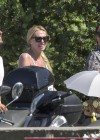 Petra Ecclestone and Tamara Bikini candids on yacht in Capri-16