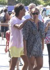 Petra Ecclestone and Tamara Bikini candids on yacht in Capri-23