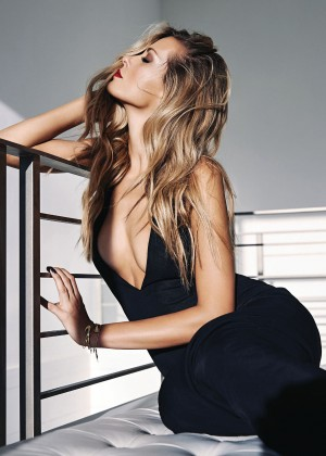 Petra Nemcova - Modern Luxury Magazine (November 2014) adds