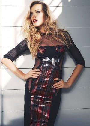 Petra Nemcova: Modern Luxury Magazine 2014 -05