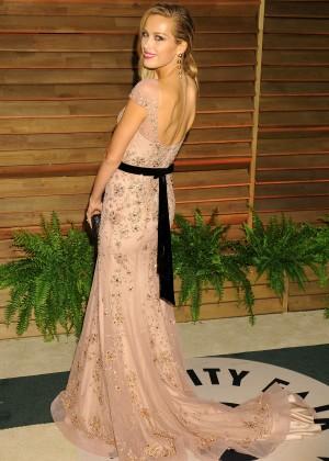 Petra Nemcova: Oscar 2014 - Vanity Fair Party -01