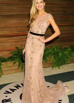 Petra Nemcova: Oscar 2014 - Vanity Fair Party -03