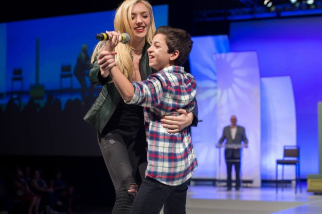 Peyton R List 2014 : Peyton R List: Premiere Event at Walt Disney World -10