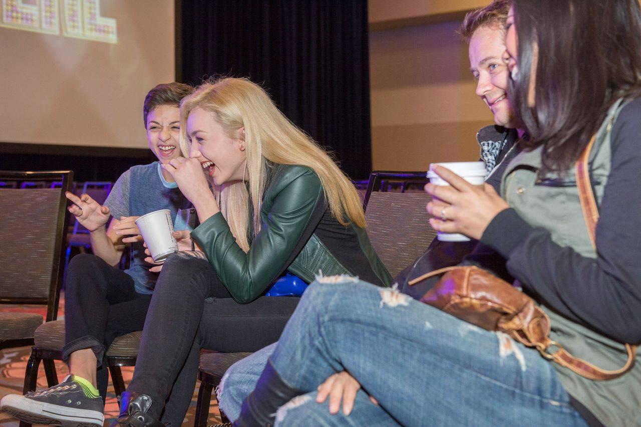 Peyton R List 2014 : Peyton R List: Premiere Event at Walt Disney World -12