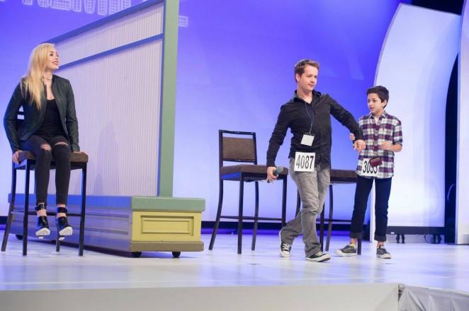 Peyton R List: Premiere Event at Walt Disney World -17