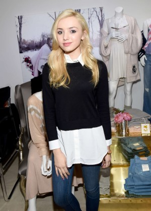 Peyton R List - Wildfox Flagship Store Launch Party in West Hollywood