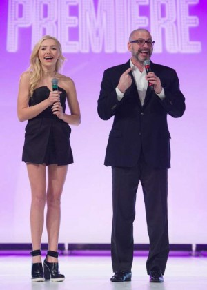 "Peyton Roi List - ""Jessie"" Event in Orlando"