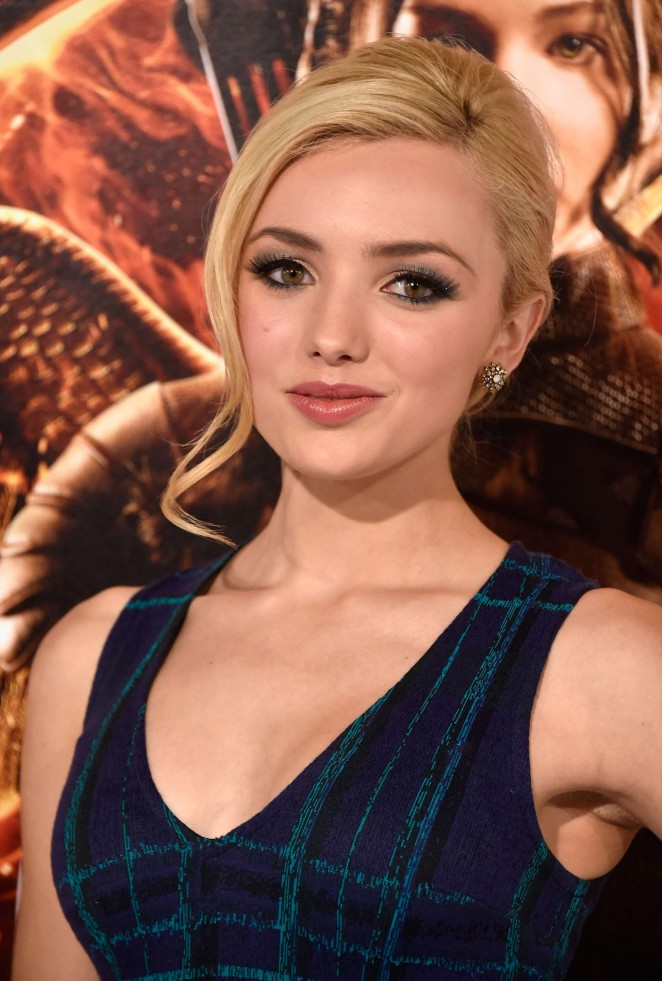 Peyton Roi List - 'The Hunger Games: Mockingjay - Part 1' Premiere in LA