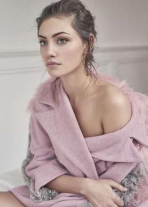 Phoebe Tonkin for I-D Magazine 2014