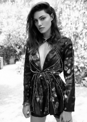 Phoebe Tonkin - The Influence Photoshoot 2014