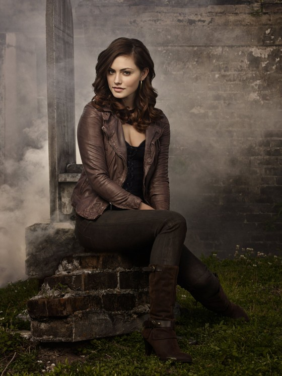 Phoebe Tonkin: The Originals Season 1 Promo Shoot -01