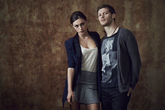 Phoebe Tonkin: The Originals Season 1 Promo Shoot -02