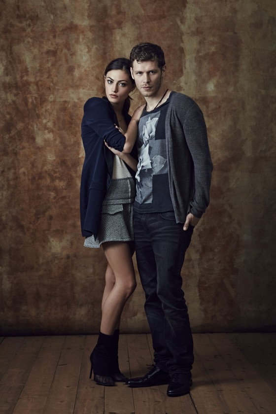 Phoebe Tonkin: The Originals Season 1 Promo Shoot -05