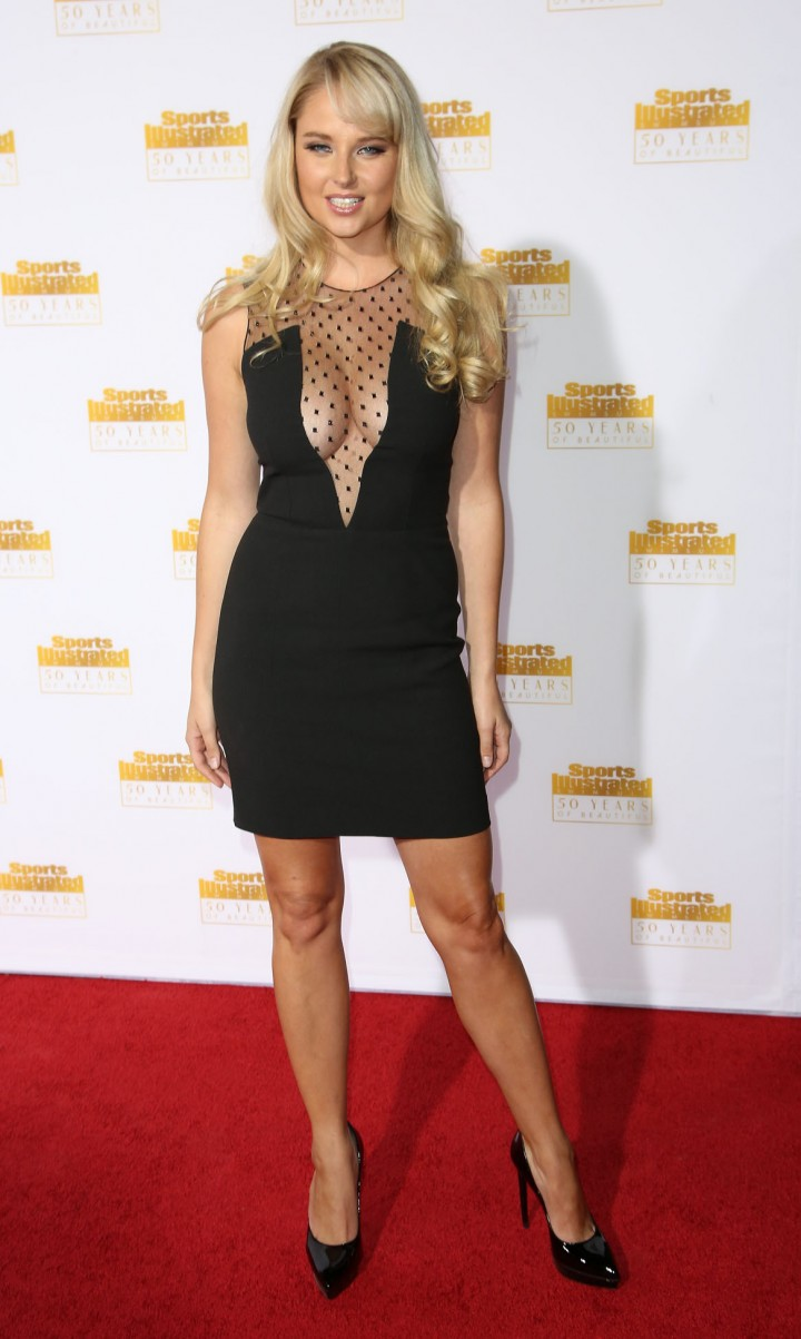 Pics: 2014 SI Swimsuit Issue Celebration in Hollywood -43