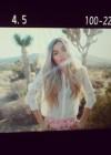 Pia Mia Perez - Coachella Lookbook 2013-14