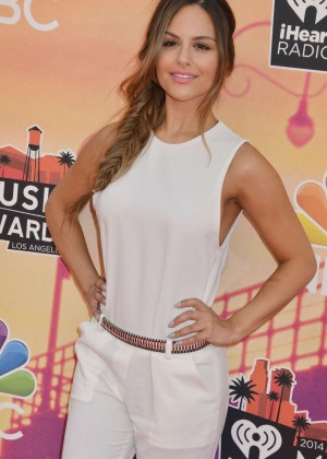Pia Toscano: 2014 iHeartRadio Music Awards -01