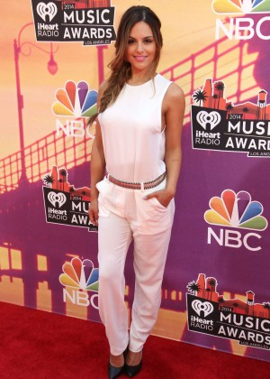 Pia Toscano: 2014 iHeartRadio Music Awards -02