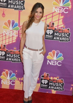 Pia Toscano: 2014 iHeartRadio Music Awards -07
