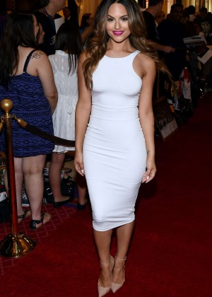 Pia Toscano: 2014 NHL Awards -07