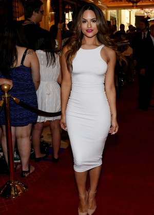 Pia Toscano: 2014 NHL Awards -09
