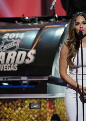 Pia Toscano: 2014 NHL Awards -15