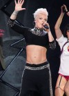 Pink - Performing at Staples Center -09